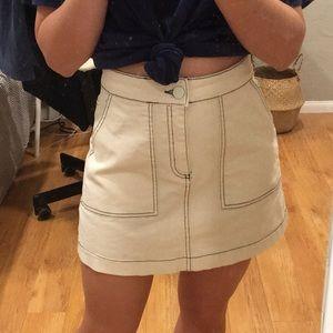 Cute mini skirt from ZARA